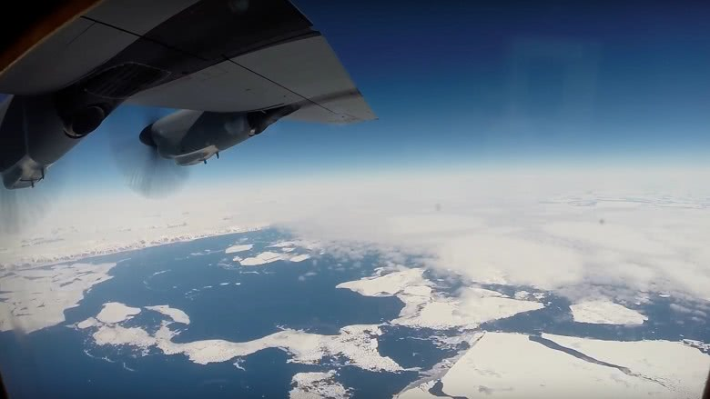 oodaaq-island-greenland Places on Earth we still haven't explored