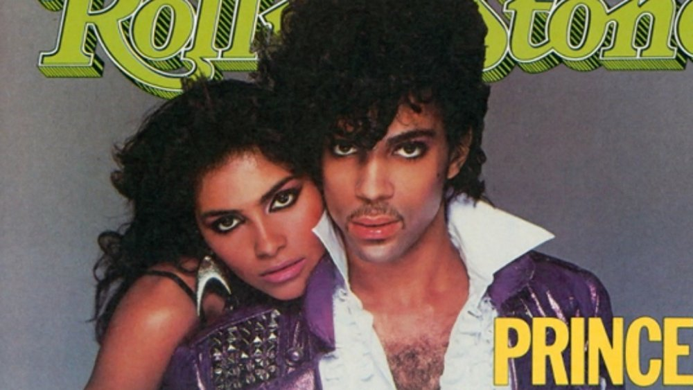 Prince and Vanity on cover of Rolling Stone, 1983