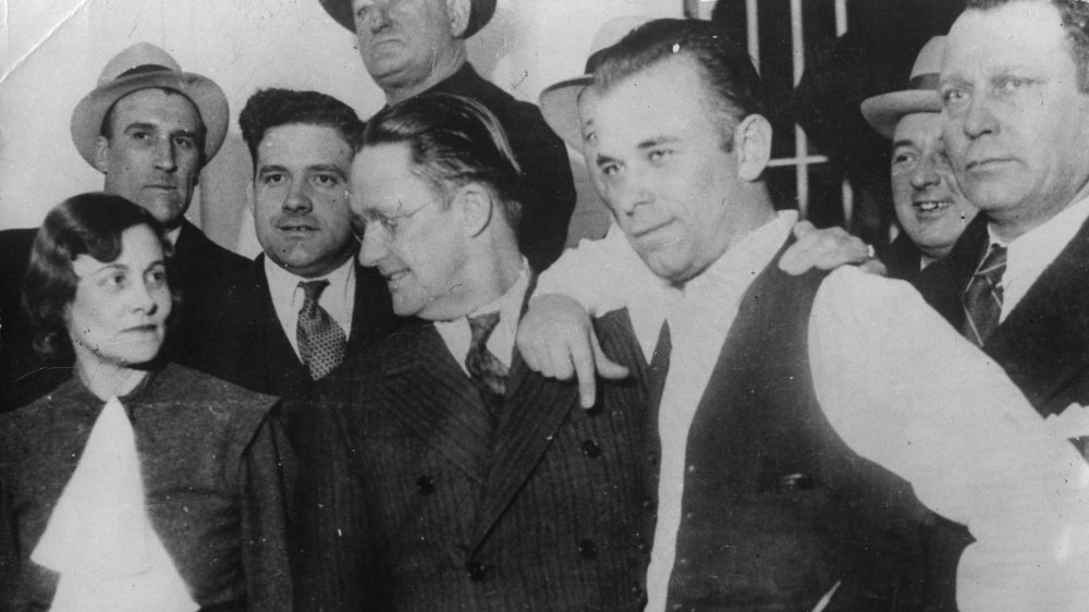 Dillinger and friends