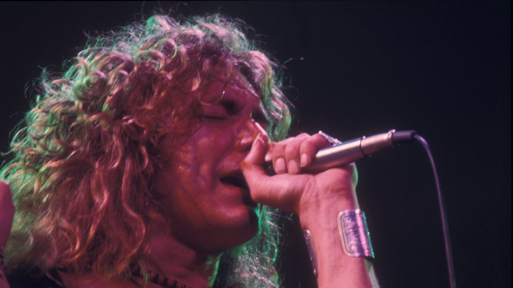 Robert Plant singing ambrosia in the seventies